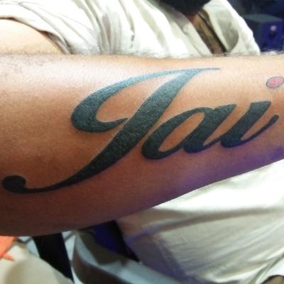 Name art Tatto